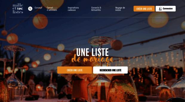 keywords galerie lafayette liste mariage liste de mariage 1001 listes 1001listes mille et une liste mille et une listes 1001liste - Galerie Lafayette Liste Mariage