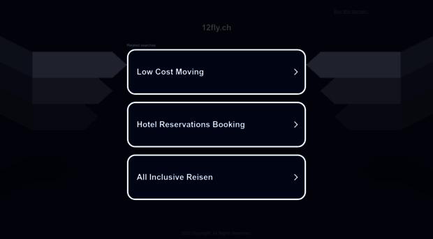 12fly reisen pauschalreisen