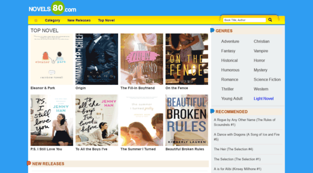 1novels com - Free Books to read online - Fr    - 1 Novels