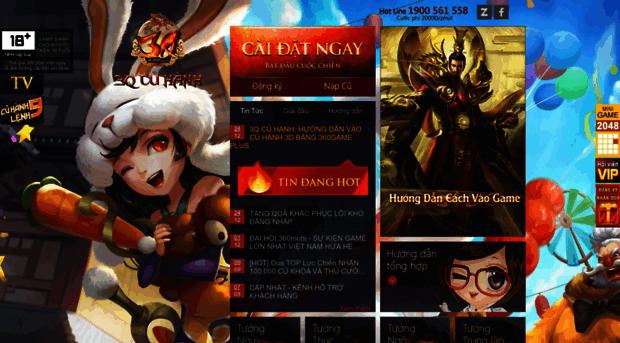 3Q Củ Hành - Game MOBA Tam Quốc duy nhất ở Việt Nam