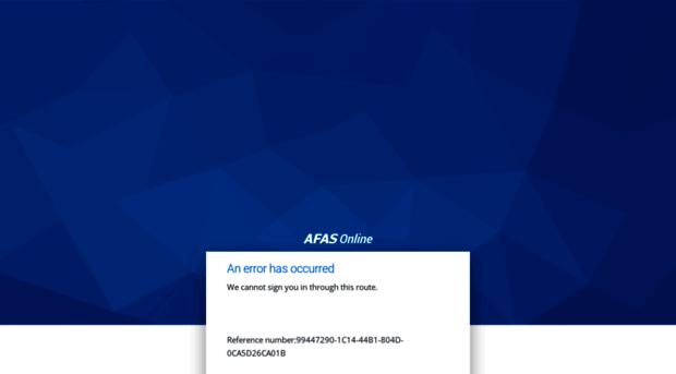 45207.afasinsite.nl - afas online - 45207 afas insite