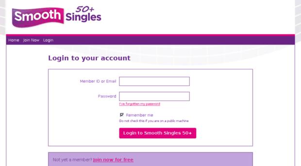singles 50plus