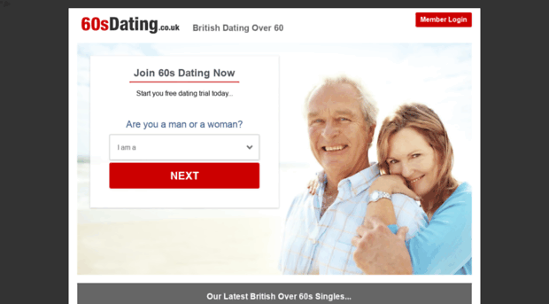 Over 60 online dating