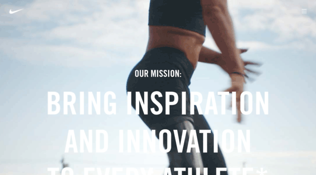 is nike company sustainable Nike's new, multi-functional sustainable business and innovation unit marks a managerial attempt to ensure environmental concerns are not an addendum to core decision-making in a similar vein, the company has established a sourcing and manufacturing sustainability index.