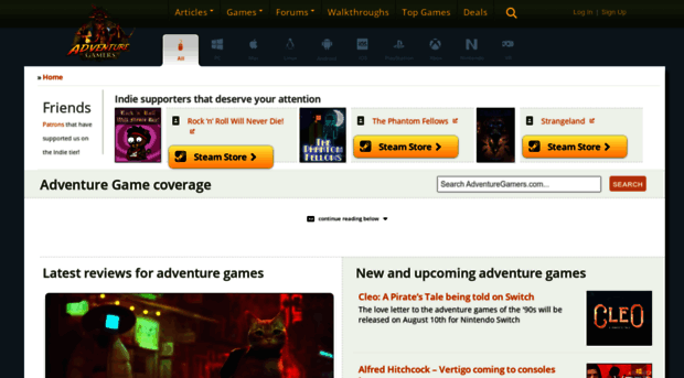 adventuregamers.com