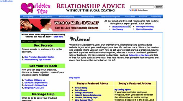 Dating advice match com