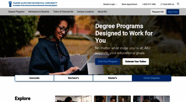 online college degree programs