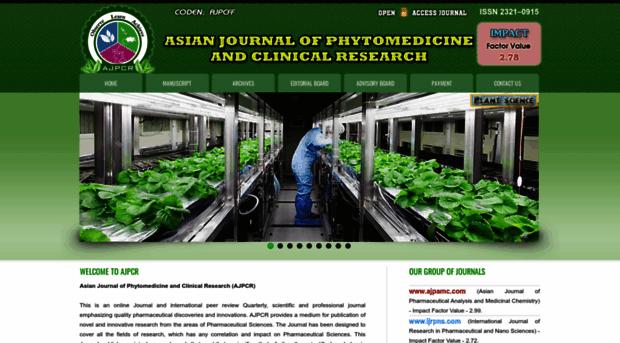 Les revues électroniques par titres - Phytothérapie
