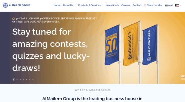 Almailem Group — Aziendeinfo