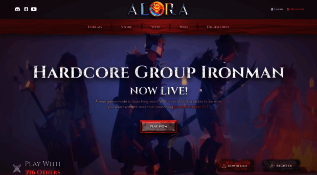 Alora Herblore Guide