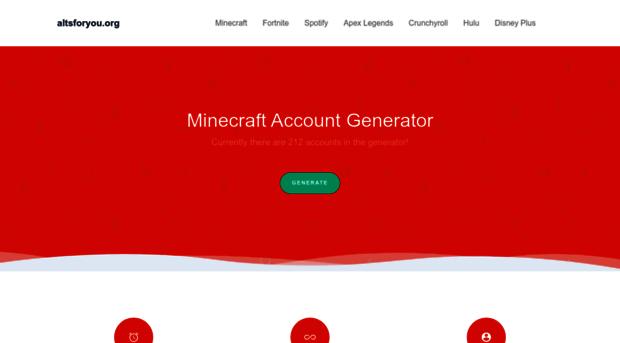 Paid Fortnite Account Generator