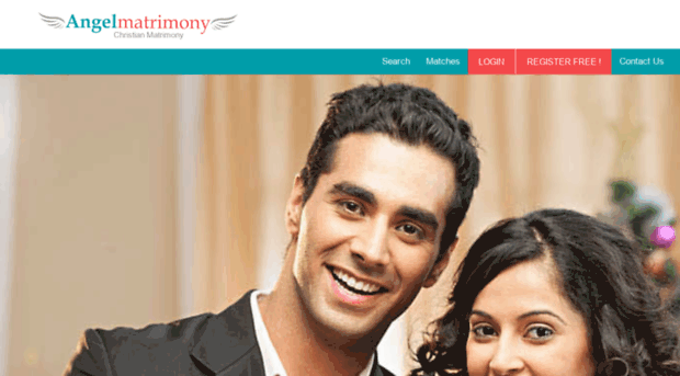 angelmatrimony com - Christian Matrimony, Best Chri    - Angel Matrimony