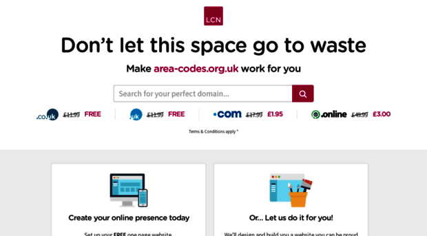 england country code