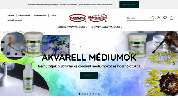 737469bc1423 Hobbyművész és Magyar Művészellátó, Art-Export webáruház - Art-Export .
