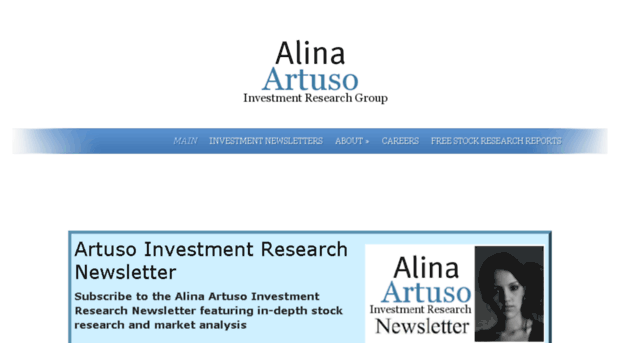 artusoinvestmentresearch.com