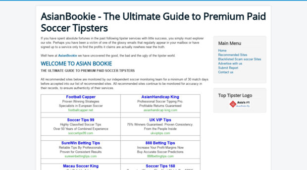 Asianbookiez asianbookie the ultimate gui asian bookie asianbookie the ultimate guide to premium paid soccer tipsters hom stopboris Gallery