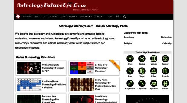 astrologyfutureeye com indian astrology portal astr