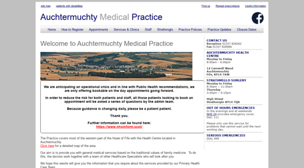 auchtermuchtymedical.co.uk