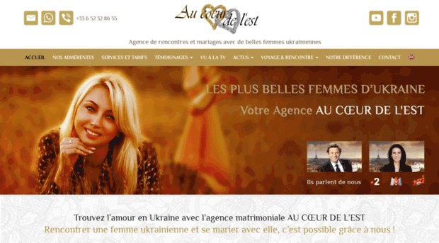 Service de mariage service de mariage russe