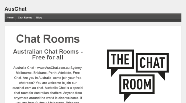 Australia free chat rooms