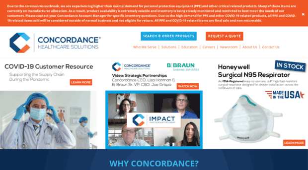 b2b mmsmedical com - Concordance Healthcare Solutio    - B 2 Mms Medical