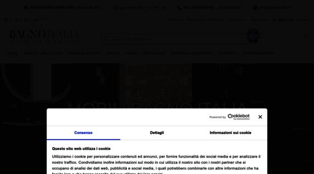 bagnoitalia.it - Mobili Bagno Italia - L\'arredo... - Bagno Italia