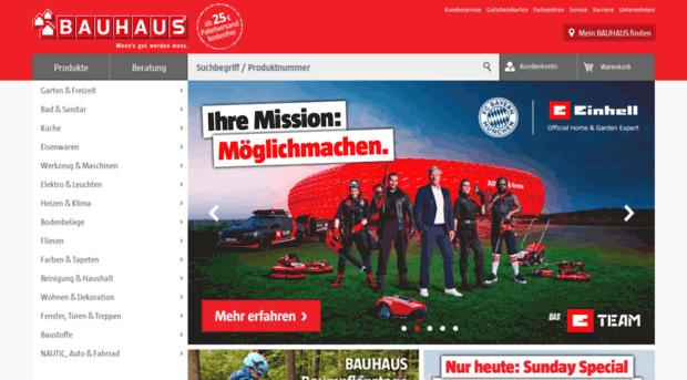 Bauhaus Nauticinfo Bauhaus Online In Ihrer Nähe Bauhaus Nautic