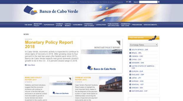 bcv cv - homepage