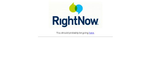 rightnow technologies