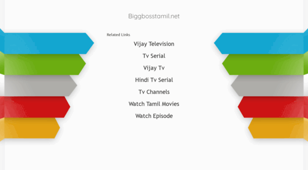 biggbosstamil net -
