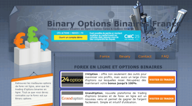 binary options francais