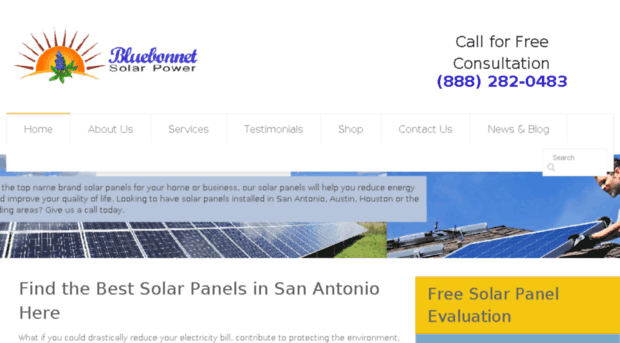 bluebonnetsolarpower.com