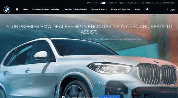 bmwencinitascom  BMW Dealership Near Me Encinit  BMW Encinitas