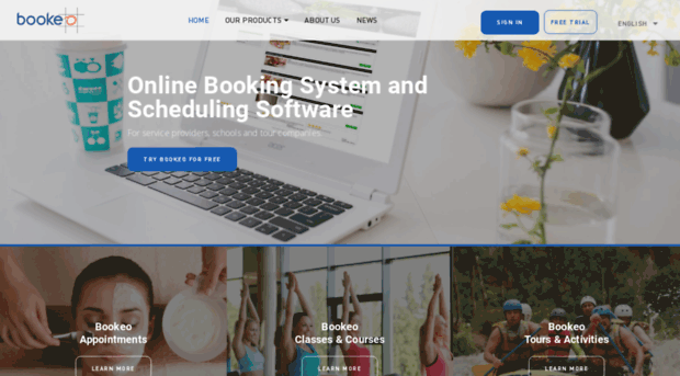 report on online appointment booking system