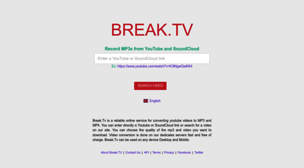 break tv Break tv - Youtube To Mp3 Converter and Video MP4