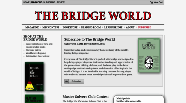 BRIDGE WORLD MAGAZINE EPUB