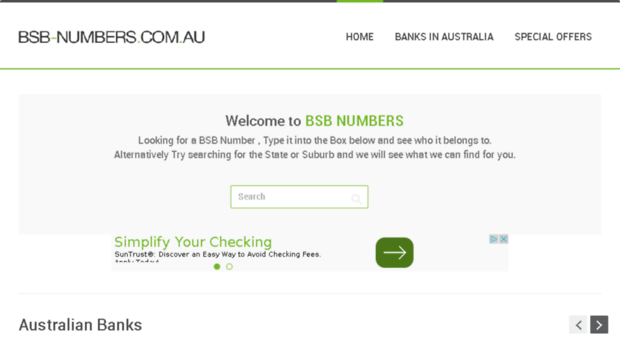 aussie bank bsb number
