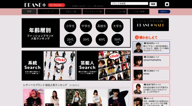 Keywords Nike, gap, zara, デザイナー, 系統, ファッションブランド, 価格帯, テイスト