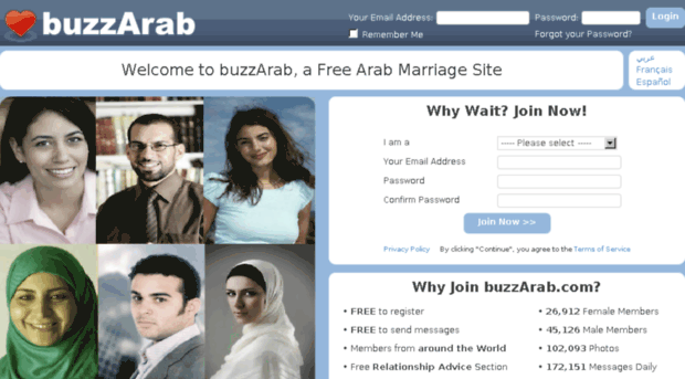 Buzzarab Login