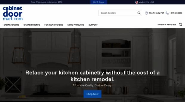 cabinetdoormart.com - Cabinet Doors - High Quality, ... - Cabinet ...