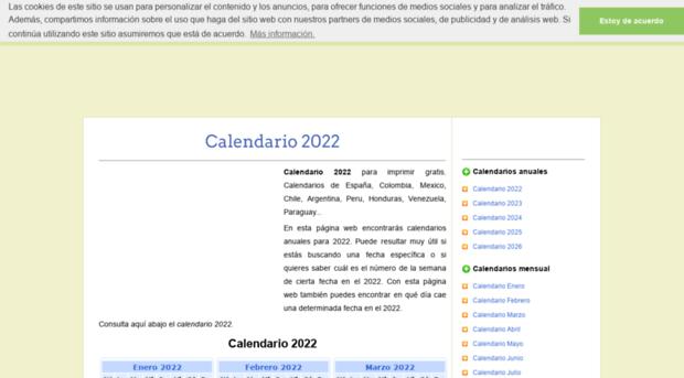Calendariovip Es Calendario 2018 Para Imprimir Calendario Vip