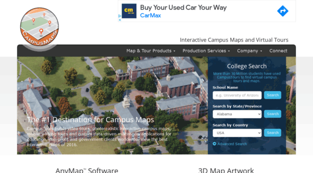 proposal provide virtual college campus tours