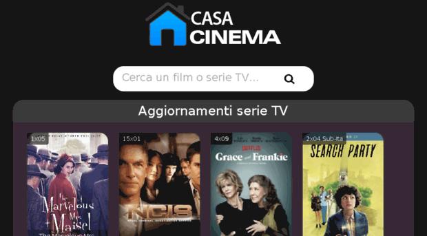 casa-cinema - welcome to nginx on debian! - casa cinema