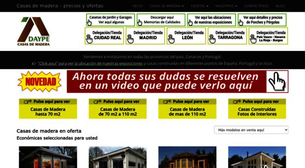 Casasdemaderadaype Com Casas De Madera Baratas Pr Casas