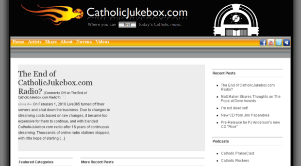 catholicjukebox.com