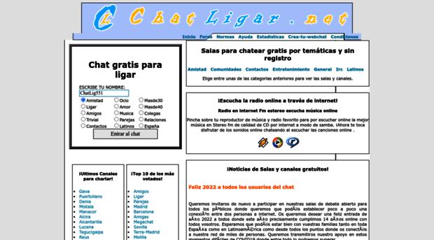 Chat en espaol gratis Chatear en espaol sin registro
