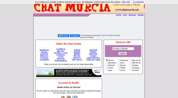 Chat Gay Murcia Gratis