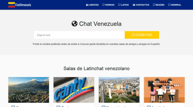 Latin chat gratis