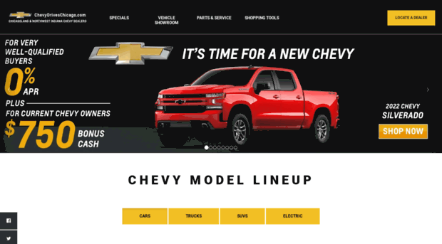 Chevydriveschicago
