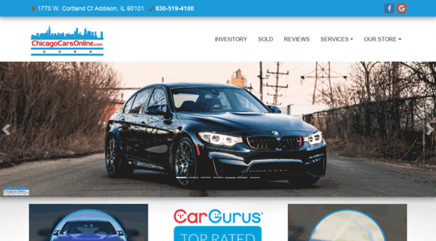 Used Car Dealerships In Chicago >> Chicagocarsdirect Com Used Car Dealership Addison Il